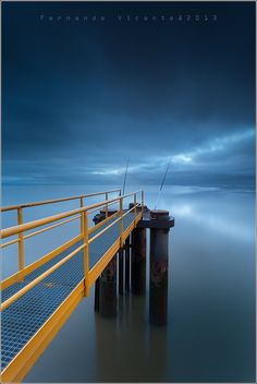 gone fishing by Fernando Miguel Vicente, via Flickr