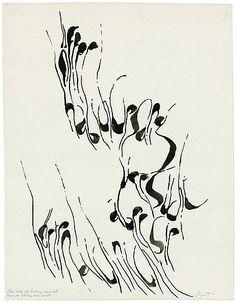 Öfter hab ich Gesang versucht, 1999, 63 x 48 cm, BSK 3,1,1