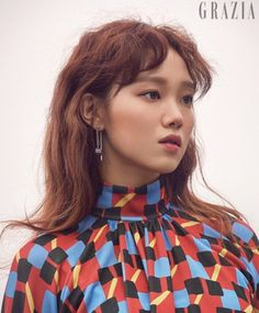 Lee Sung Kyung talks about her transition from model to acting with 'Grazia' Korean Actresses, Korean Actors, Actors & Actresses, Sung Lee, Lee Sung Kyung, Korean Celebrities, Celebs, Korean Girl, Asian Girl