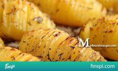 Pommes de terre rôties au four - Blog cuisine marocaine / orientale Ma Fleur d'Oranger / Cuisine du monde