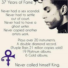 Prince Rogers Nelson was an American singer, songwriter, multi-instrumentalist, record producer and actor. Prince was renowned as an innovator and was widely known for his eclectic work, flamboyant stage presence and vocal range. Mavis Staples, Sheila E, Madonna, On Air Radio, Prince Quotes, Prince Gifs, Prince Images, Prince Meme, The Artist Prince