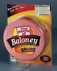 Baloney Game