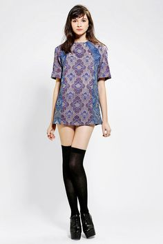 #UrbanOutfitters          #Women #Dresses           #half-length #allover #affairs #faun #straight-cut #cuffed #neckline #content #butt #tapestry #silhouette #sleeves #baroque #clean #family #tunic #polyester #dry #cotton #care #design #dress #high            FAMILY AFFAIRS Faun Tapestry Tunic                  Beautifully baroque tunic dress from FAMILY AFFAIRS in an allover embroidered tapestry design with a buttoned, high neckline.? Straight-cut silhouette with cuffed half-length sleeves.?…