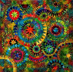 The Colourful Quilt