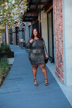 Sequin bodycon dress to ring in the New Year! Plus Size Fashion For Women, Plus Size Women, Asos Skirts, Nye Outfits, Pink Leather, What I Wore, Plus Size Outfits, Lounge Wear, Dress Up