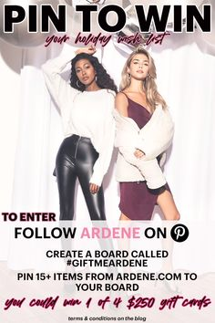 Shop New Arrivals in women's clothing at Ardene. Shop a wide selections of everything form tops to bottoms like jeans, tees, lingerie, shoes and accessories. Holiday Wishes, Holiday Dresses, Gift Cards, Christmas 2019, Occasion Dresses, Affordable Fashion, 30th, Giveaway, November