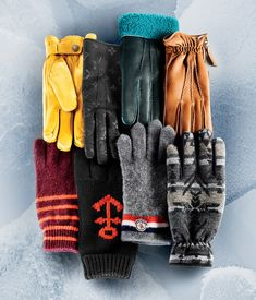 The Best Winter Gloves That Give Cold Weather the Finger Photos Best Winter Gloves, Prop Styling, Mens Gloves, Moncler, Gq, Cold Weather, American Eagle Outfitters, Winter Fashion, Finger