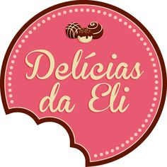 Logo Doce, Candy Logo, Sweet Logo, Dessert Boxes, Book Logo, Bakery Logo, Coffee Logo, Homemade Spices, Cake Business
