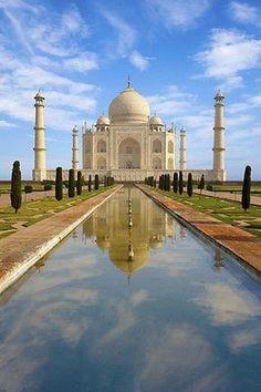 TAJ MAHAL POSTER India Amazing Shot RARE HOT NEW 24x36