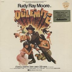 Rudy Ray Moore And The Soul Rebellion Orchestra: 'Dolemite' (OST) (1975)