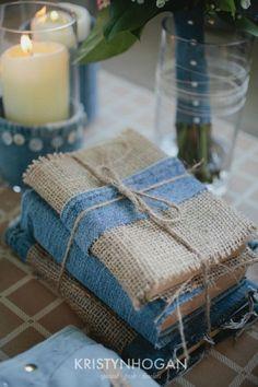 pochon de drag es en toile de jute pour mariage rustique ou esprit industriel boutiquebonheur. Black Bedroom Furniture Sets. Home Design Ideas