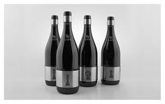Cuatro Almas - Ajedrez (Botellas de vino de diseño)