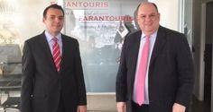 Η FARANTOURIS Insurance & Financial Advisors ανακοίνωσε συνεργασία με τον Ευστάθιο Βαρνακιώτη | Knights Of Athens
