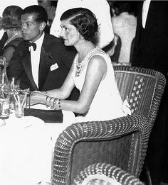 Chanel with Serge Lifar, Monte Carlo 1937