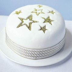 Easy Christmas Cake Decorating Ideas