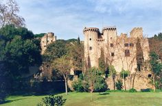 Castillo de Santa Florentina ,Canet de Mar, el Maresme fotografia de Jordi Dom