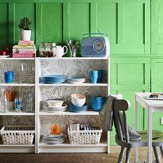 Emily Henson, décoratrice, a sélectionné trois idées #DIY de blogueuses et les reinterprète dans le magazine @ikeafamilylive de juin : http://www.ikeafamilylivemagazine.com/fr/fr/article/42712. #IKEA #décoration #tuto #custo #cuisine #vaisselle