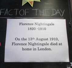 Florence in our thoughts this week.