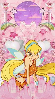 Bloom Winx Club, Tumblr, Iphone Wallpaper, Cartoon, My Favorite Things, Illustration, Wallpapers, Anime, Fictional Characters