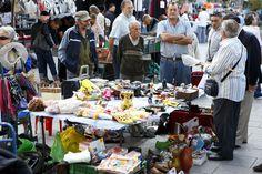 Flea Markets in Spain: the 20 best Spanish flea markets
