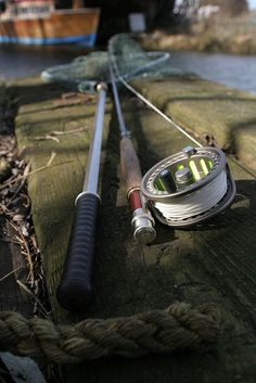 Fly rod and reel     Check out this great website – http://shorl.com/trarehujygybu