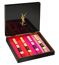 YVES SAINT LAURENT Kiss and Love Colour Collection