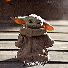 Yoda was the leading expert at the use of the force. The Force is what gives a Jedi his power. More Yoda Quotes Yoda Funny, Yoda Meme, Star Wars Meme, Kawaii, Yoda Gif, Geeks, Yoda Images, Cuadros Star Wars, Baby Animals