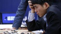Lee Sedol yapay zekaya yenildi...