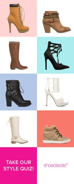 EXCLUSIVE NEW VIP OFFER - $10 shoe! Be a part of the in-crowd and find the hottest shoes and the latest trends when you join ShoeDazzle today. Limited Time Offer, Sale ends 3/15/2016.From party-perfect pumps to wear-anywhere boots, ShoeDazzle has the styles you want at a price you'll love. Whether you love star-studded heels or paired down flats, discover unique, new styles at a fraction of the price. Take the Style Profile Quiz to enjoy this exclusive offer.