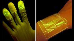 Chemical Sensing at Your #Fingertips