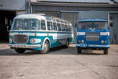 Kromě autobusů dorazily i užitkové vozy. Buses And Trains, Cars And Motorcycles, Techno, Trucks, Retro, Vehicles, Classic, Czech Republic, Photos