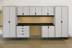 Garage Cabinets | Denver, Colorado FastLine Home Garage Overhead Storage Cabinets ...