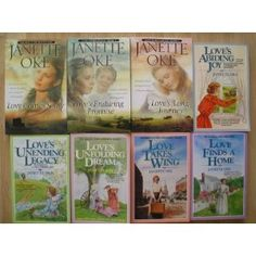 Love Comes Softly Complete Set (Love Comes Softly ~ Love's Enduring Promise ~ Love's Long Journey ~ Love's Abiding Joy ~ Love's Unending Legacy ~ Love's Unfolding Dream ~ Love Takes Wing ~ Love Finds a Home)
