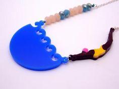 swimming girl acrylic necklace Piece Of Me, Swimming, Shopping, Jewelry, Fashion, Jewellery Making, Moda, Jewerly, Jewelery