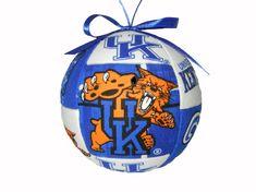 Kentucky Wildcat Fans Kimekomi Quilted Sports by craftcrazy4u, $13.00