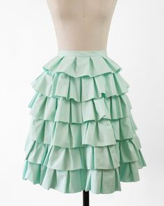 Picture of Mint Chip Malt Skirt