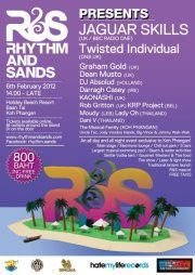 Rhythm & SANDS - Branching out into Thailand...