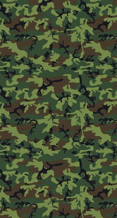 Green Army Pattern