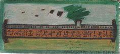 Gerald Shepherd: Landscape With Birds