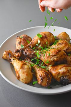 Orange Dijon Chicken by Michelle Tam http://nomnompaleo.com
