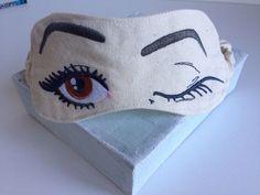 4a36a6a6125 Sleep Mask Sleeping Cute Mask Sleep Travel Mask Slumber Cute Sleep Mask