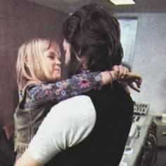 Paul & Heather. let it be sessions- Abbey Road Studios. 1969