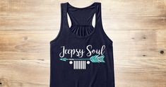 Discover *Limited Edition   Jeep* Women's Tank Top, a custom product made just for you by Teespring. With world-class production and customer support, your satisfaction is guaranteed. - Jeepsy Soul