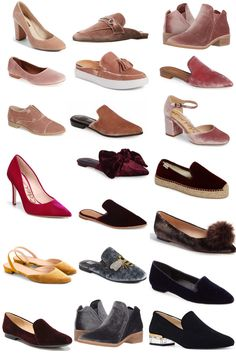 Trend Alert: Velvet Shoes | LMents of Style | Dallas Fashion & Lifestyle Blogger