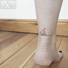 Cute Small Tattoos Simple Tattoos Illustration Ahmet Cambaz
