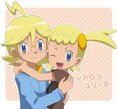 Citron and Yurika ~ by KurumiErika on deviantART