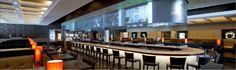 Standees Eatery, entertainment and food! Kansas City Restaurants, Prairie Village, Bright Stars, Entertainment, Table, Furniture, Food, Home Decor, Glitter Stars