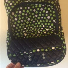 Additional pics of Vera Lucky Dots backpack See original posting for description Vera Bradley Bags Backpacks
