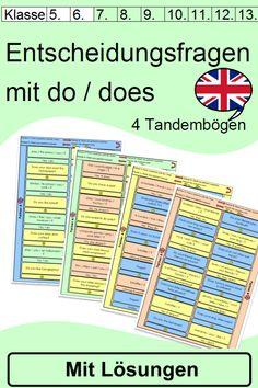 Entscheiden Englisch