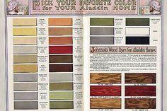 Vintage Arts & Crafts Paint Colors
